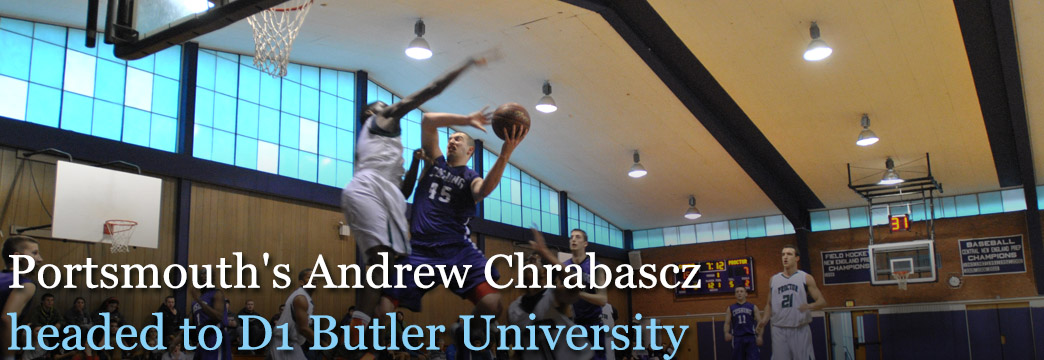Portsmouth Basketball Star Chrabascz Headed to Butler University
