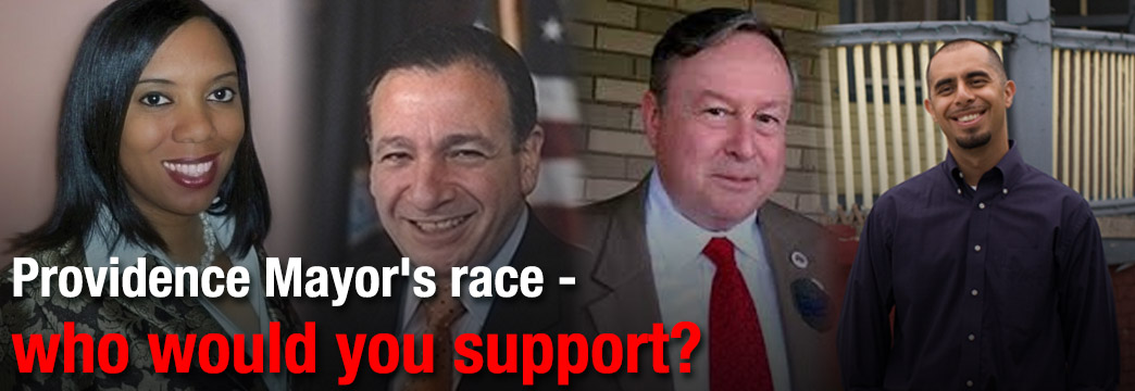 Providence Mayor's Race - Who Would You Support?