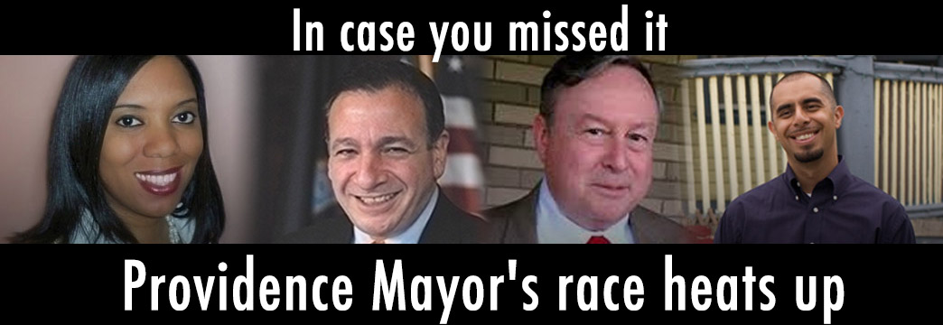 In Case You Missed It: Providence Mayor's Race