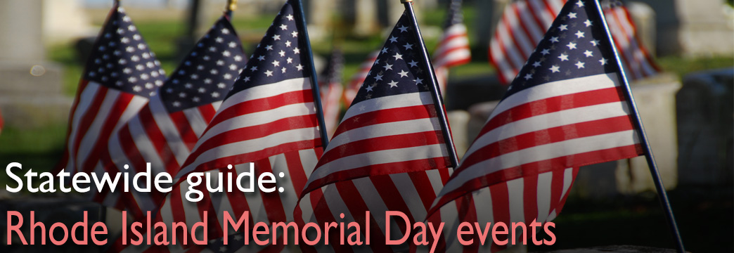 Memorial Day Events in Rhode Island 2013