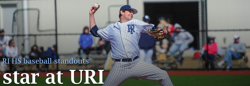 Former RI High School Baseball Standouts Starring at URI