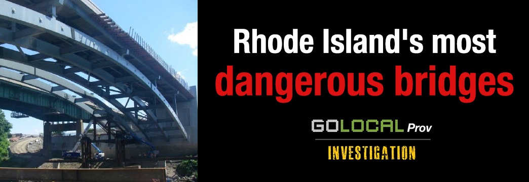 Rhode Island's Most Dangerous Bridges