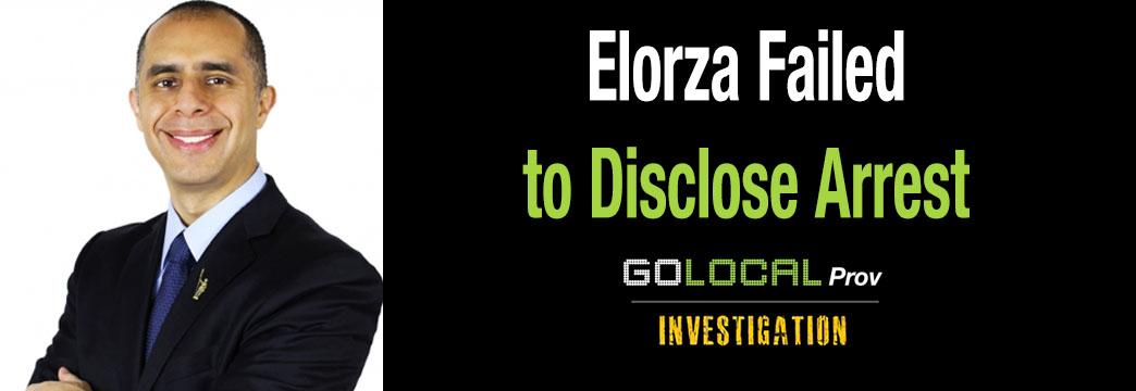 INVESTIGATION: Elorza Failed to Disclose Arrest