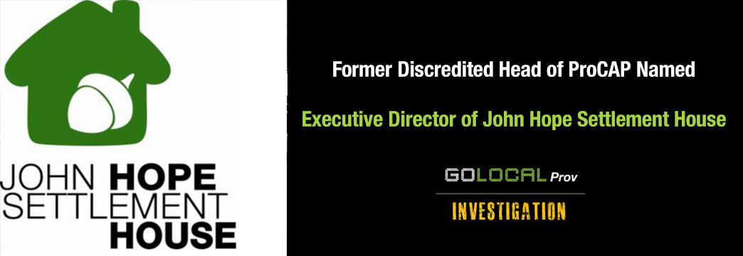 Former Discredited Head of ProCAP Named Executive Director of John Hope Settlement