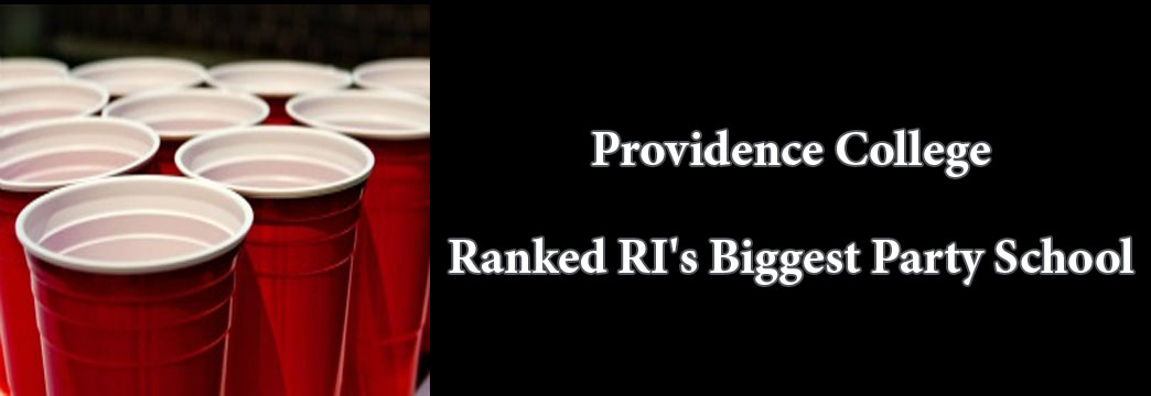 Providence College Ranked RI's Biggest Party School