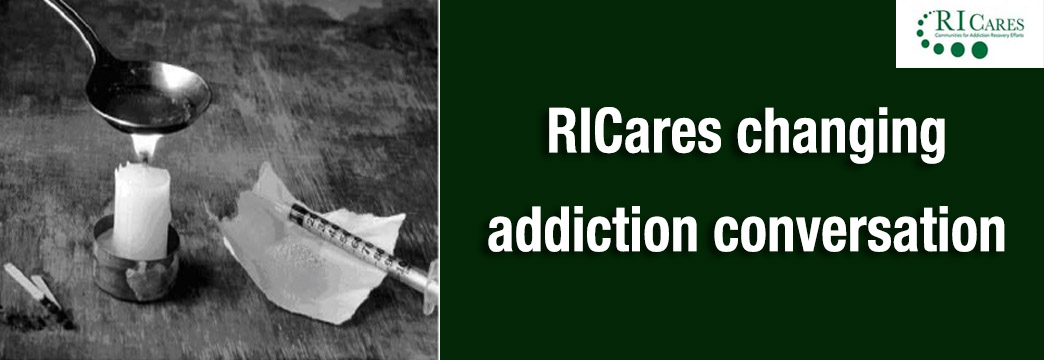 RICares Changing Addiction Conversation